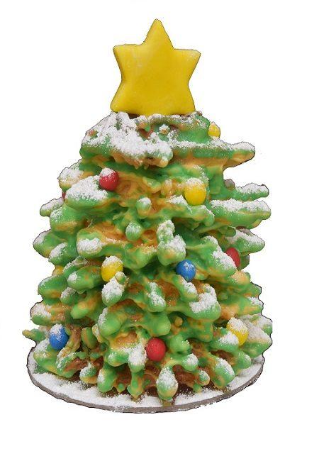 Winter tale Tree Cakes