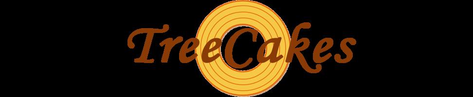 TREE CAKES: Baumkuchen, Šakotis, Sękacz Logo